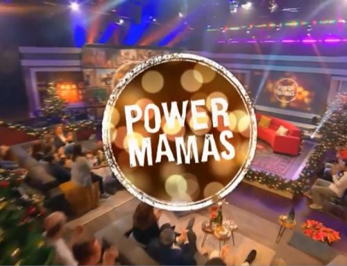 Kasteel Cammingha bij SBS6 Powermamas