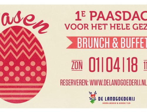Vier Pasen bij De Landgoederij in Bunnik ( Utrecht)
