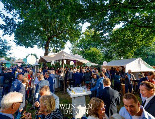 Succesvolle zevende editie Wijn aan de Rijn