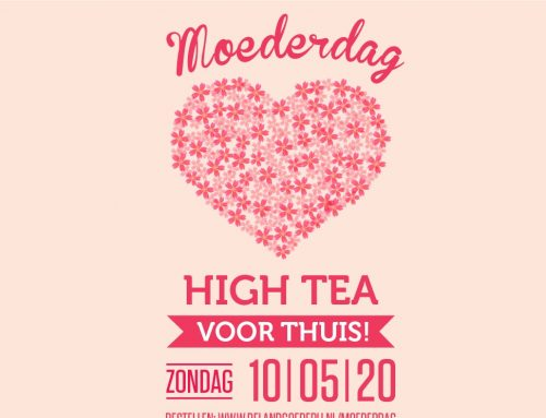 Moederdag high tea voor thuis!