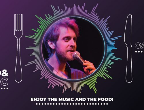 29 november – FOOD & MUSIC met Robert Galanto